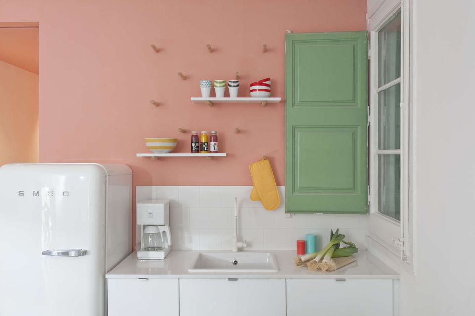 60 Kitchen Room Colour Idea's in Year 2020