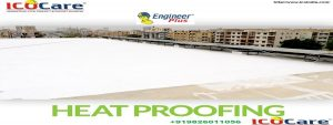Roof Heat Proofing/ Heat Reflective Coating/ Cool Roof Coating