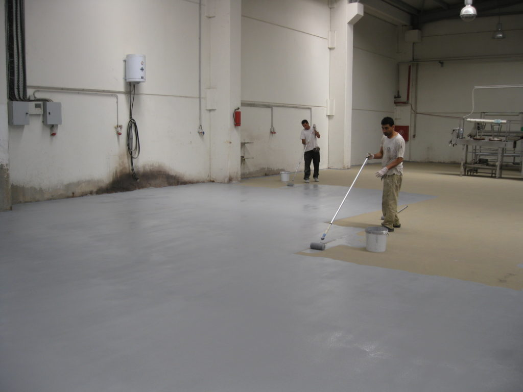 Ico Care Epoxy Flooring
